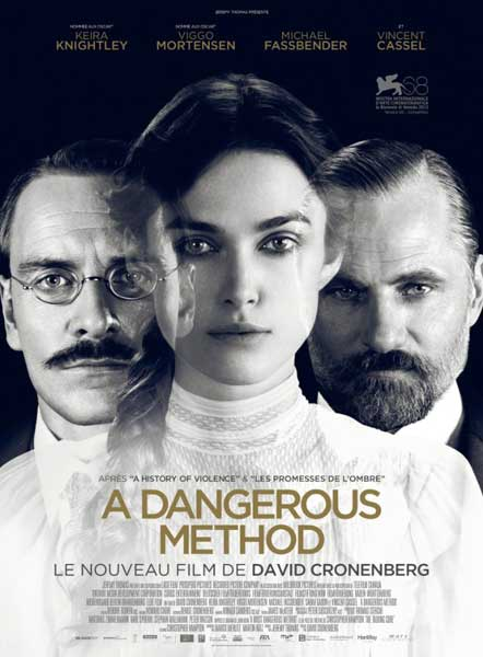 Dangerous Method, A (2011) - Movie Poster