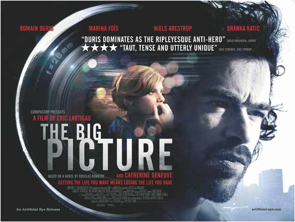 The Big Picture (2010)  - Movie Poster