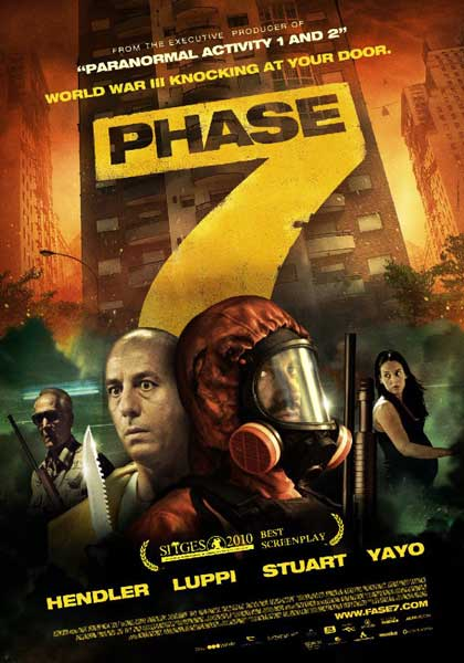 Fhase 7 (2011) - Movie Poster