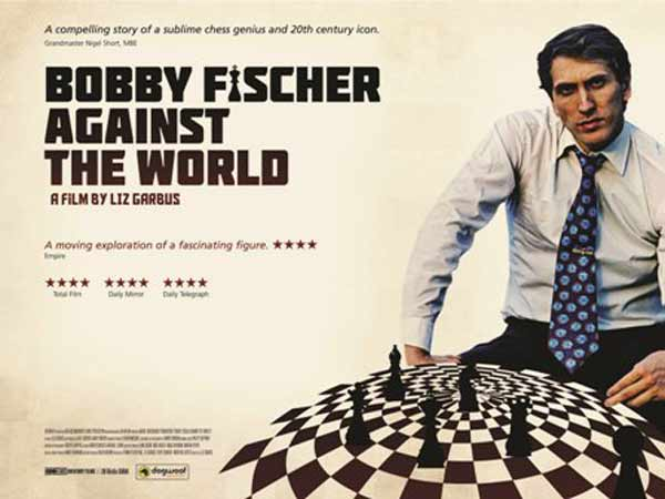 Bobby Fischer Against the World (2011) - Movie Poster