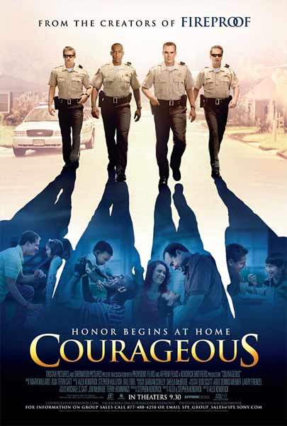 Courageous (2011) - Movie Poster