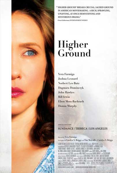 Higher Ground (2011) - Movie Poster