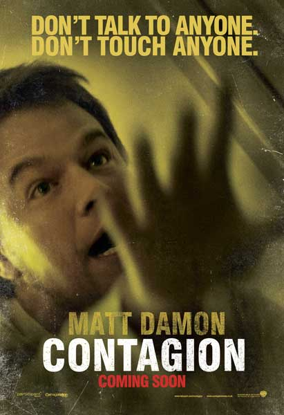 Contagion (2011) - Movie Poster