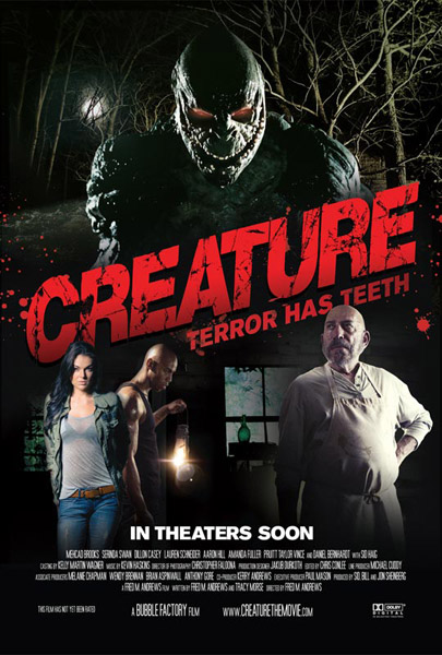 Creature (2011) - Movie Poster