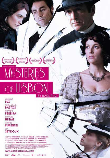 Mysteries of Lisbon (2010)  - Movie Poster