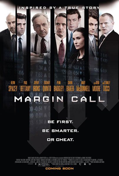 Margin Call (2011) - Movie Poster