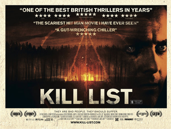 Kill List (2011) - Movie Poster