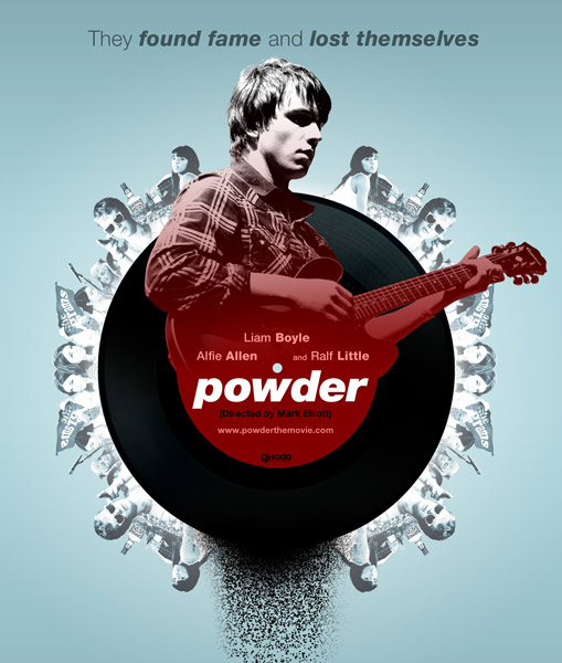 Powder (2010) - Movie Poster