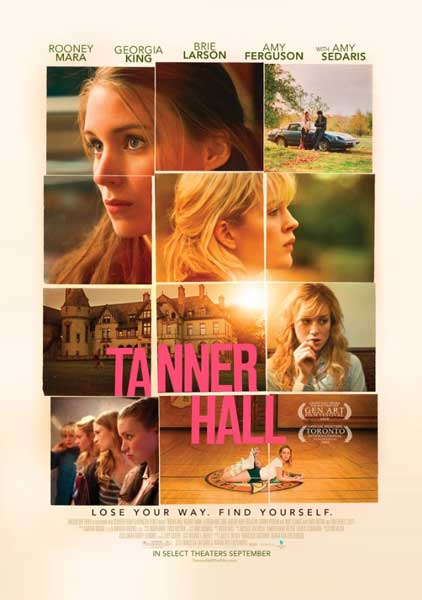 Tanner Hall (2009) - Movie Poster