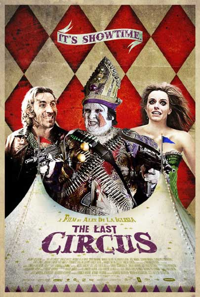 The Last Circus (2010)  - Movie Poster