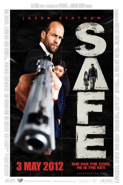 Safe (2011) - Movie Poster