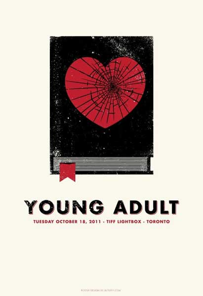 Young Adult (2011) - Movie Poster