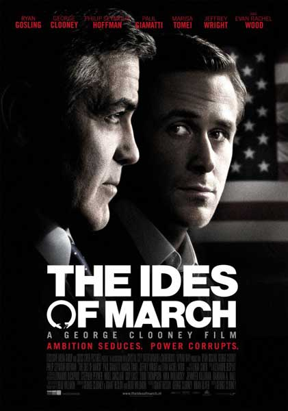 The Ides of March (2011) - Movie Poster