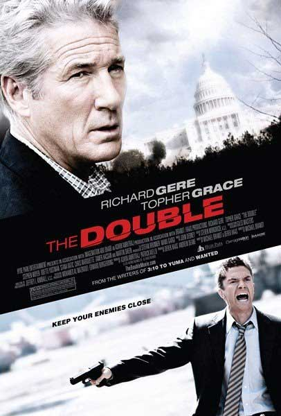 The Double (2011)  - Movie Poster