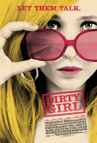 Dirty Girl (2010) - Movie Poster