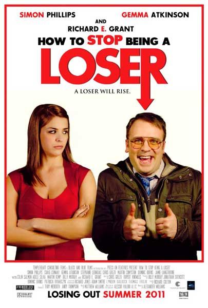 How to Stop Being a Loser (2011) - Movie Poster