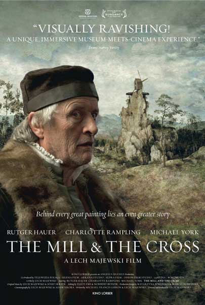 The Mill and the Cross (2011) - Movie Poster