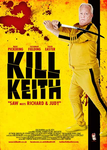 Kill Keith (2010) - Movie Poster