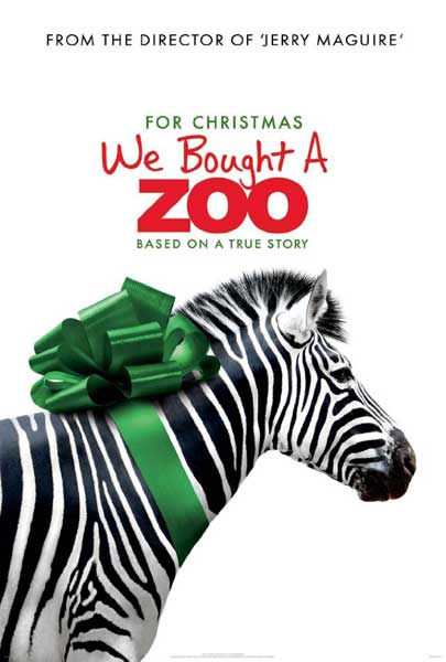 We Bought a Zoo (2011) - Movie Poster