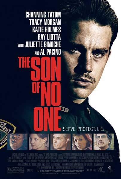 The Son of No One (2011) - Movie Poster