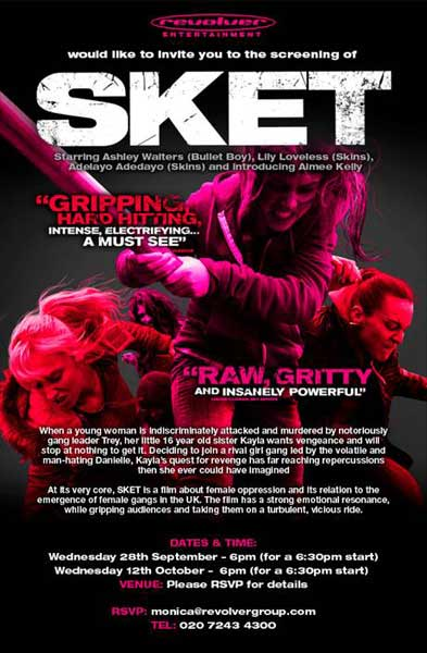 Sket (2011) - Movie Poster