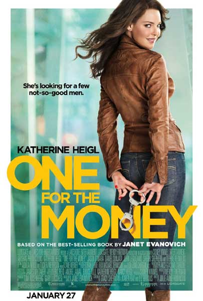 One for the Money (2012) - Movie Poster