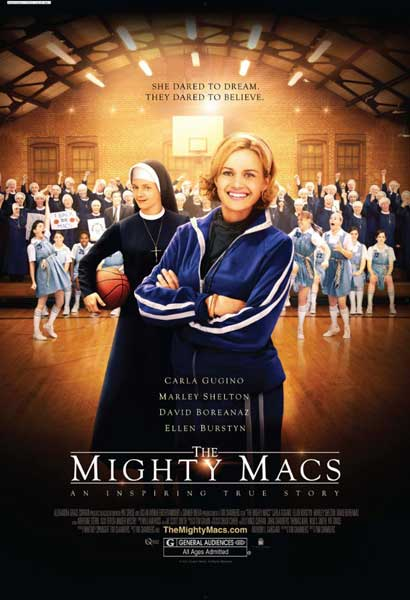 The Mighty Macs (2009) - Movie Poster
