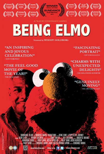 Being Elmo: A Puppeteer\'s Journey (2011) - Movie Poster