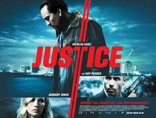 Justice (2011)  - Movie Poster