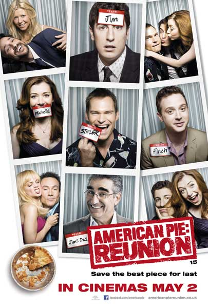 American Reunion (2012) - Movie Poster