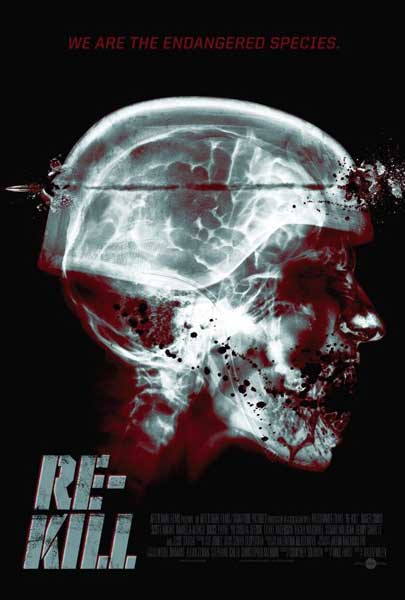 Re-Kill (2011) - Movie Poster