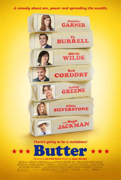 Butter (2011) - Movie Poster