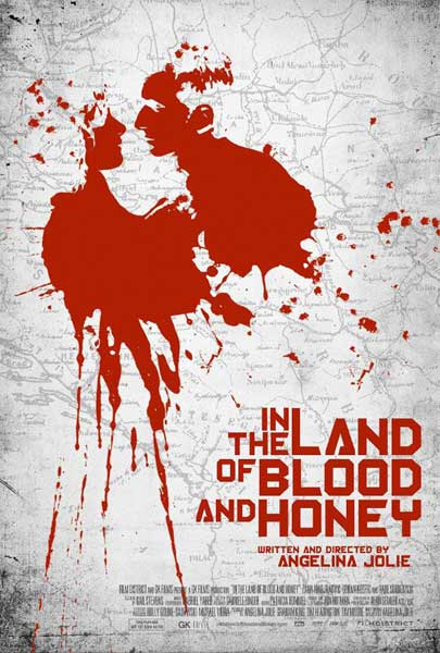 In the Land of Blood and Honey (2011) - Movie Poster