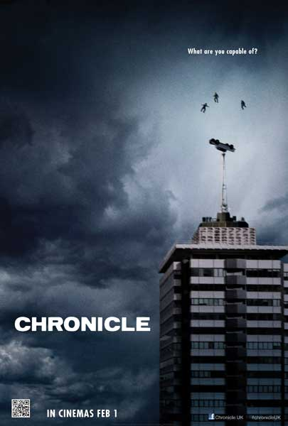 Chronicle (2012) - Movie Poster
