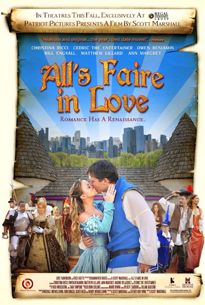 All\'s Faire in Love (2009) - Movie Poster