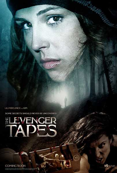 The Levenger Tapes (2011) - Movie Poster