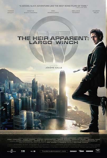 Largo Winch (2008) - Movie Poster