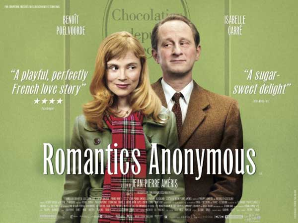 Romantics Anonymous (2010)  - Movie Poster