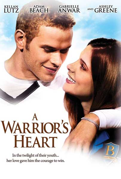 A Warrior\'s Heart (2011) - Movie Poster