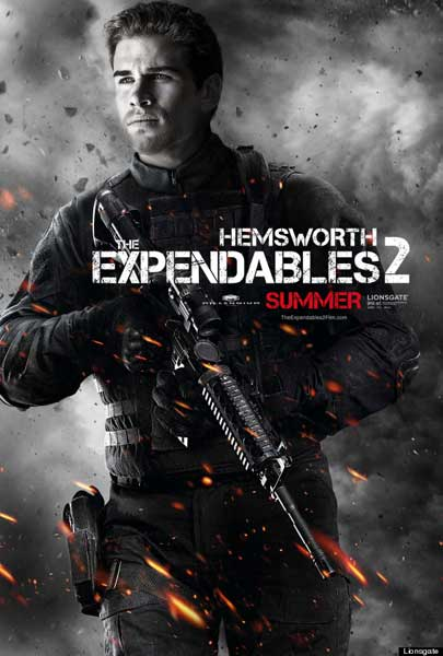 Expendables 2, The (2012) - Movie Poster
