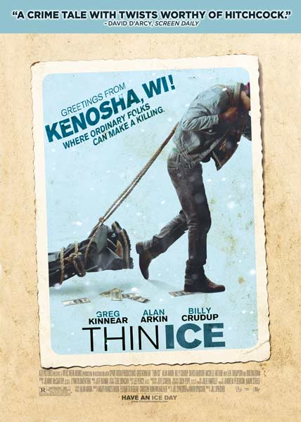 Thin Ice (2011) - Movie Poster