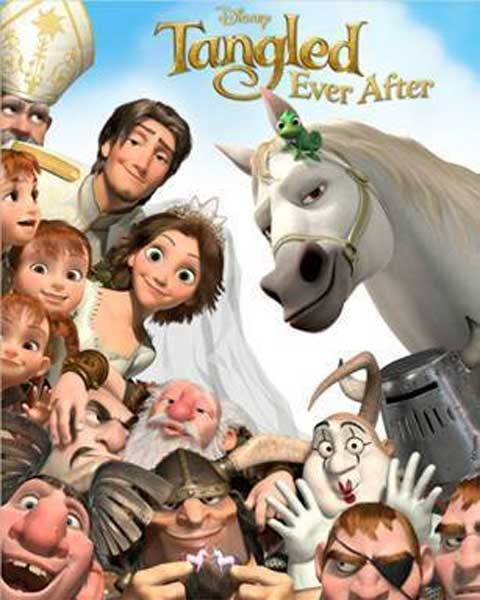 Tangled Ever After (2012) - Movie Poster