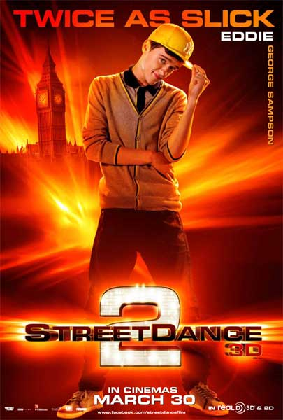StreetDance 2 (2012) - Movie Poster