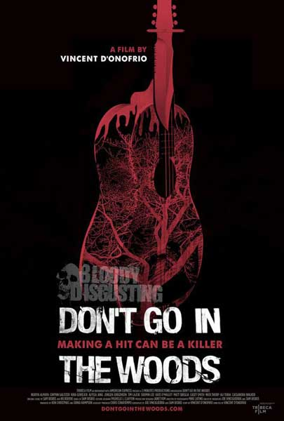 Don\'t Go in the Woods (2010) - Movie Poster