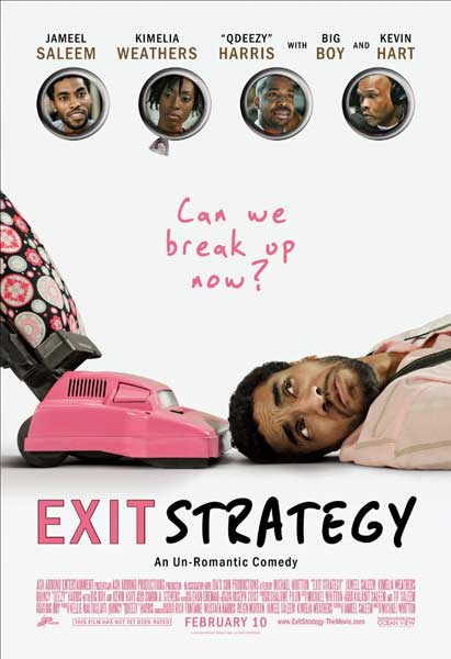 Exit Strategy (2011) - Movie Poster