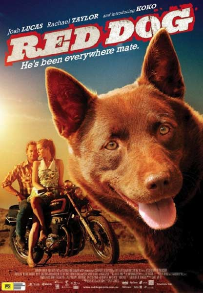 Red Dog (2011) - Movie Poster