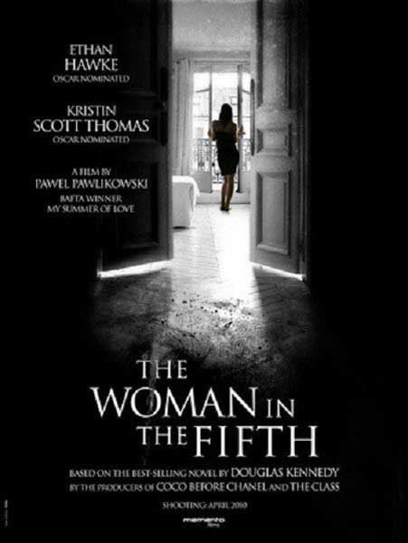 The Woman in the Fifth (2011)  - Movie Poster