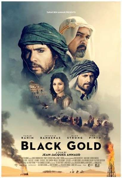 Black Gold (2011) - Movie Poster