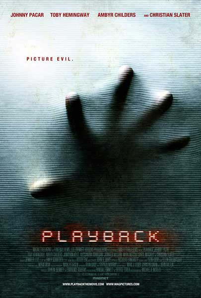 Playback (2012) - Movie Poster