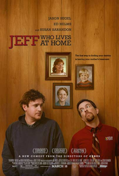 Jeff Who Lives at Home (2011)  - Movie Poster